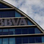 The headquarters of the Spanish bank BBVA are seen in Madrid  Spain  June 12  2018  REUTERS Juan Medina