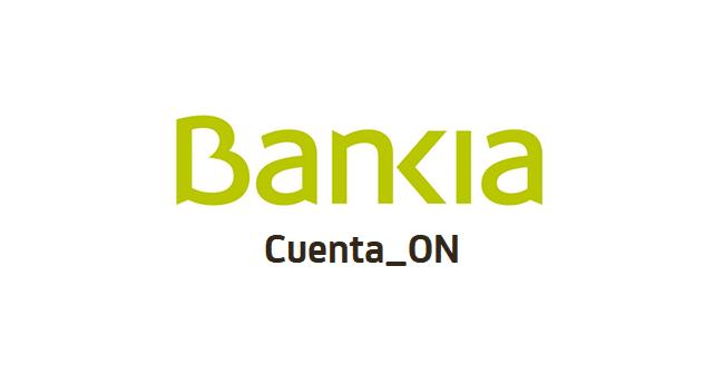 Cuenta On de Bankia